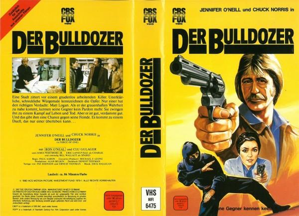 Bulldozer, Der - A Force Of One (CBS gross)