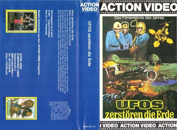 Ufos zerstören die Erde (Action Video)