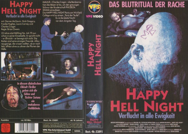 Happy Hell Night - Verflucht in alle Ewigkeit (VPS)
