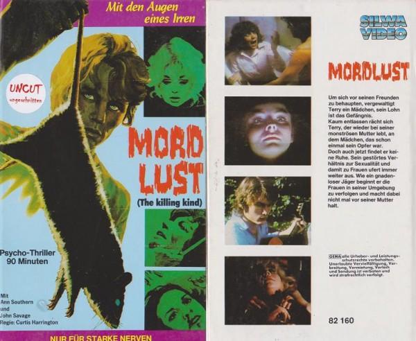Mordlust - Killing Kind, The