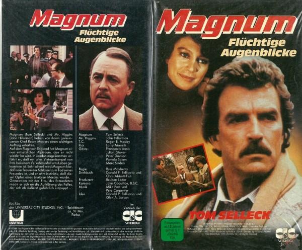 Magnum - Flüchtige Augenblicke (TV Serie)