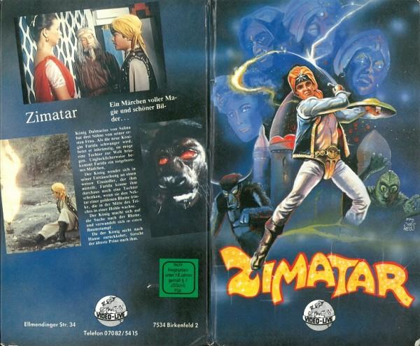 Zimatar (Hartbox)