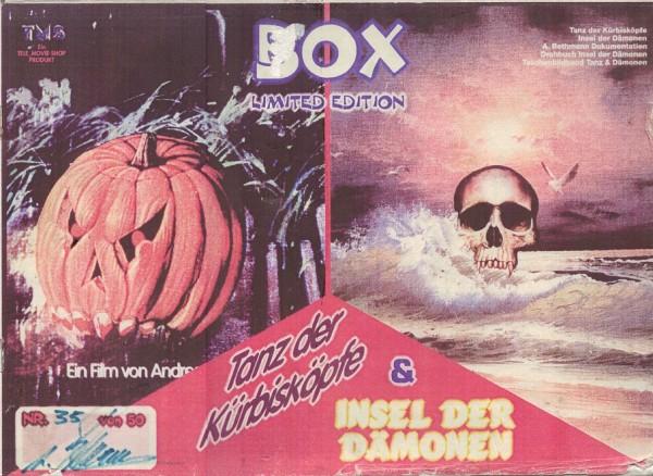 Tanz der Kürbisköpfe - Insel der Dämonen (Box-Set)