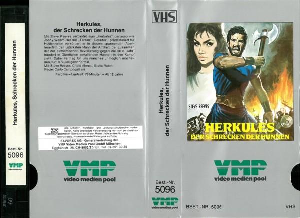 Herkules - Der Schrecken der Hunnen (VMP Glasbox)