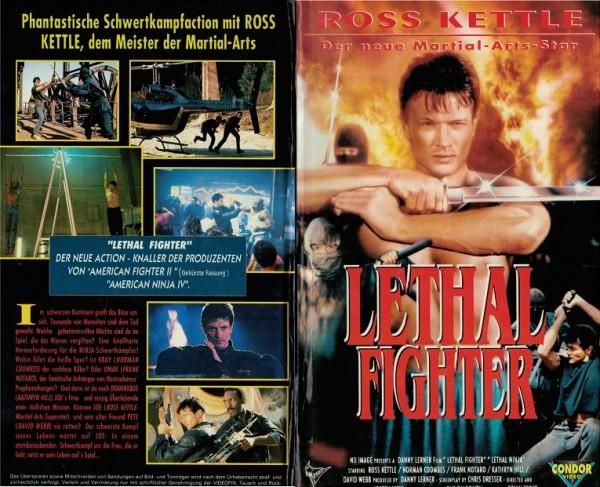 Lethal Fighter - Lethal Ninja (Hartbox)