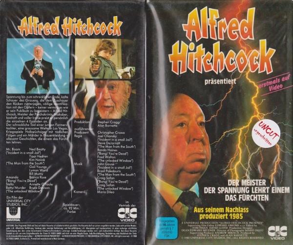 Alfred Hitchkock präsentiert - Alfred Hitchcock Presents