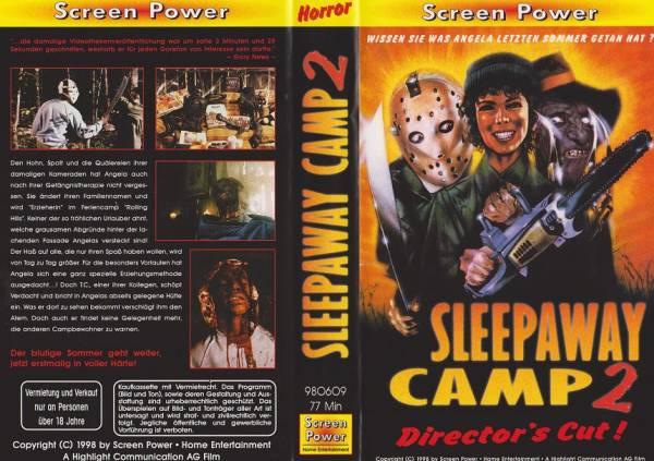 Sleepaway Camp 2 - D.C.