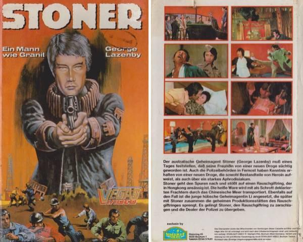 Stoner - Ein Mann wie Granit (Hartbox)