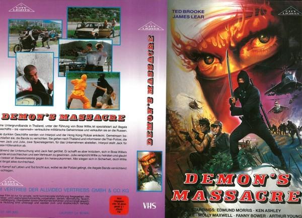 Demon´s Massacre (Einleger!)