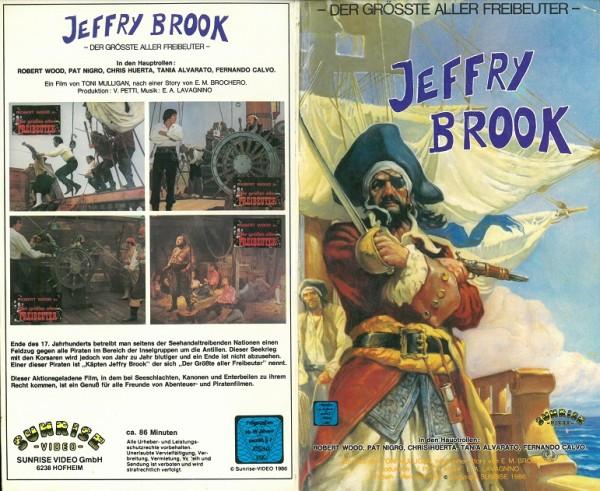 Jeffrey Brook - Der Größte aller Freibeuter (Hartbox)