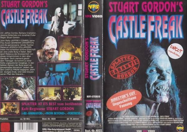 Castle Freak - Director`s Cut