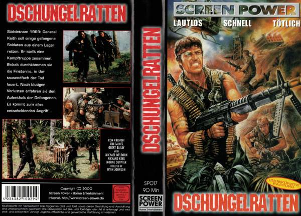 Dschungelratten - Jungle Rats