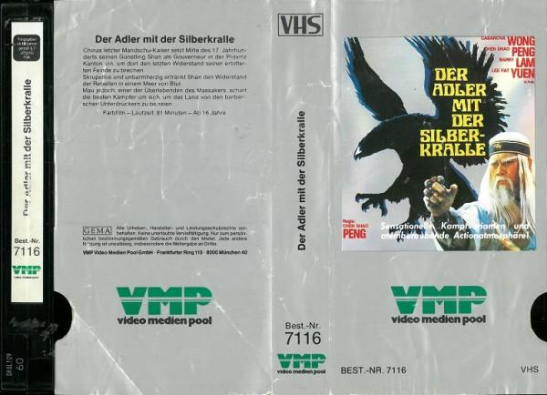 Adler mit der Silberkralle, Der (Glasbox)