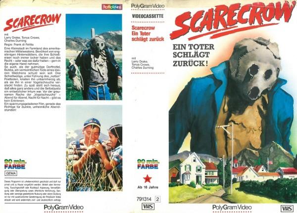 Scarecrow - Ein Toter schlägt zurück - Nacht für Nacht - Die Rache des Gelynchten (Polygram)