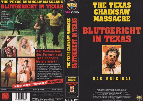 Texas Chain Saw Massacre, The - Blutgericht in Texas