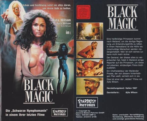 Black Magic (Hartbox)