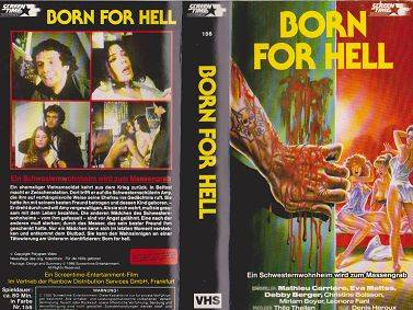 Born for Hell - Die Hinrichtung
