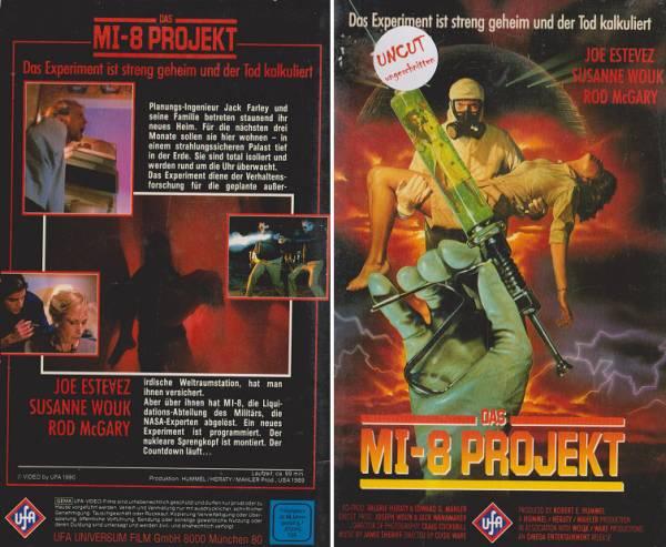 MI-8 Projekt, Das