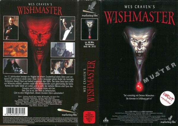 Wishmaster (Pressekassette!)