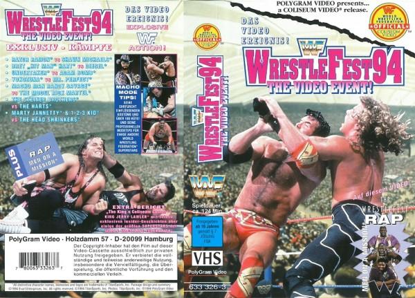 Wrestle Fest 94 (WWF Wrestling)