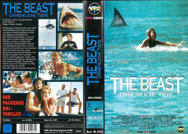Beast, The - Unheimliche Tiefe