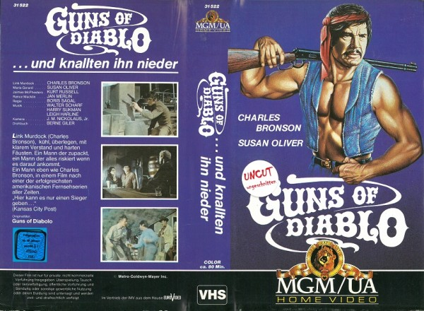Guns of Diablo - und knallten ihn nieder
