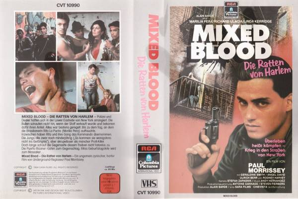 Mixed Blood - Die Ratten von Harlem