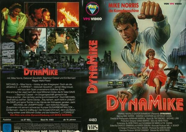 DynaMike - Mike Norris die Kampfmaschine