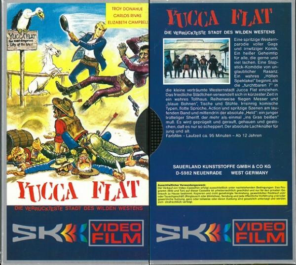 Yucca Flat - Die furchtbaren 7 (SK Video)