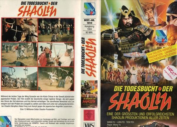 Todesbucht der Shaolin, Die (Einleger)