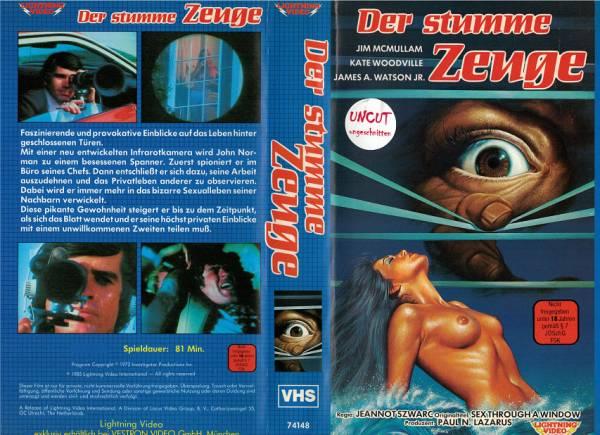 stumme Zeuge, Der - Extreme Close-Up