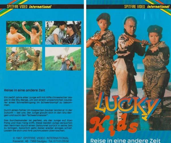 Lucky Kids - Reise in eine andere Zeit