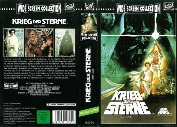 Krieg der Sterne - Star Wars (Widescreen)