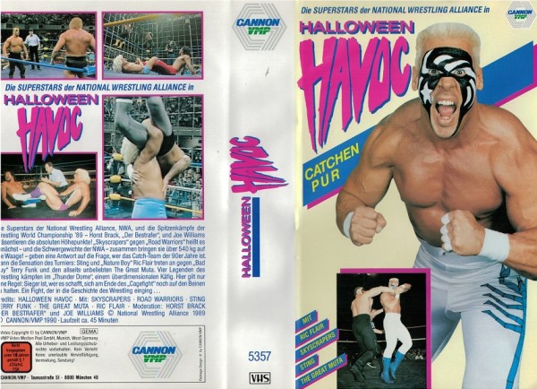 Halloween Havoc (Wrestling)