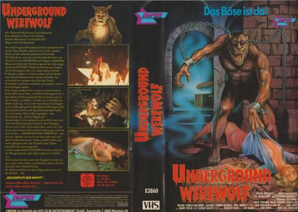 Underground Werewolf - Cellar Dwellar - Einleger