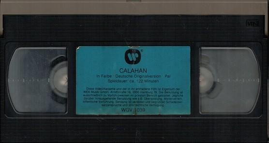 Dirty Harry 2 - Calahan (Magnum Force) (VL 1984) blau
