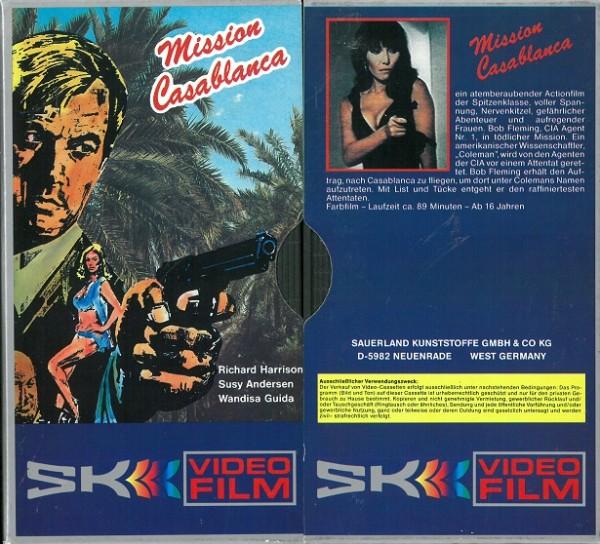 Mission Casablanca (Pappschuber)