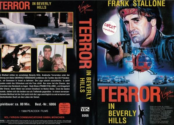 Terror in Beverly Hills (Einleger!)