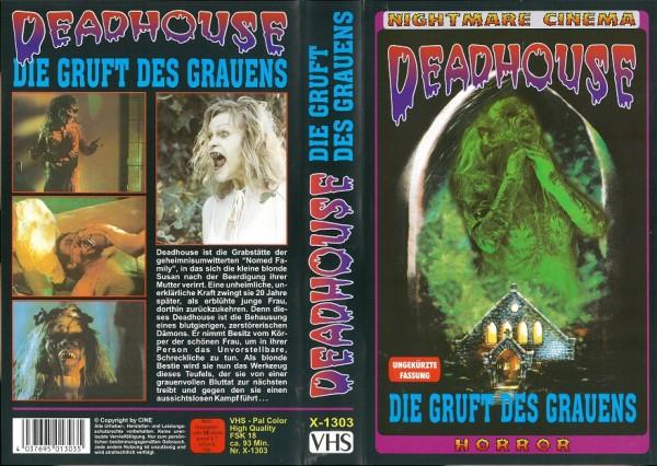 Deadhouse - Die Gruft des Grauens (Nightmare Cinema)
