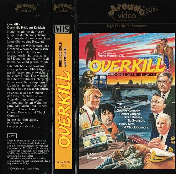 Overkill - Durch die Hölle zur Ewigkeit (Glasbox)