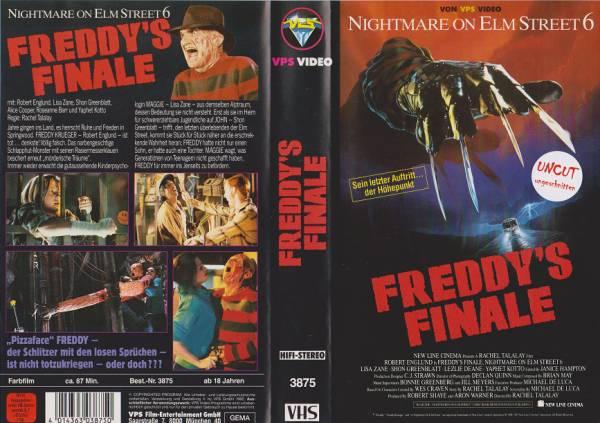Freddy's Finale