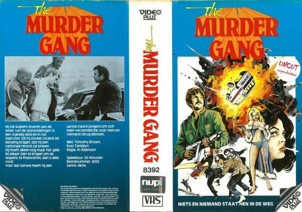Murder Gang, The - Das Syndikat des Todes - Town Rats (Video Plus NL Import)