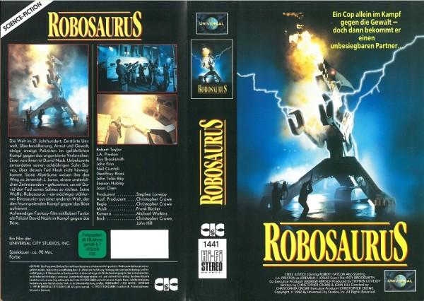 Robosaurus - Steel Robot 4