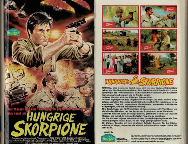 Hungrige Skorpione - Hartbox