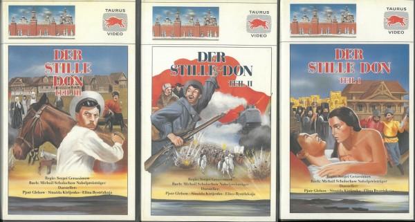 stille Don, Der - Teil 1 - 3 (1958)