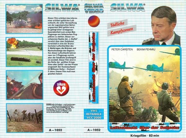 Luftschlacht über der Sutjeska (Silwa weiss)