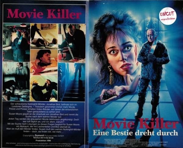 Movie Killer - Eine Bestie dreht durch - Hartbox (Motiv Killer)