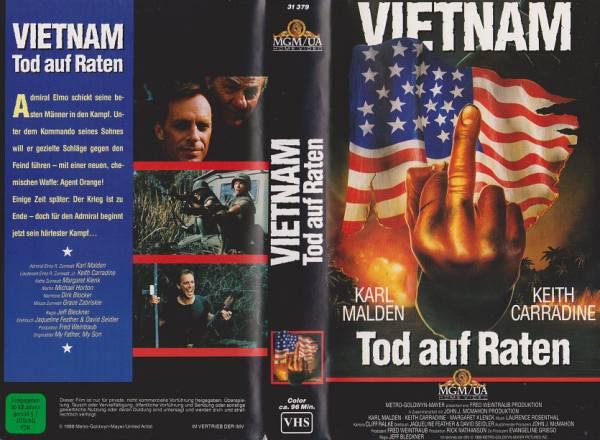 Vietnam - Tod auf Raten