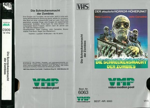 Schreckensmacht der Zombies, Der (VMP Glasbox silber)