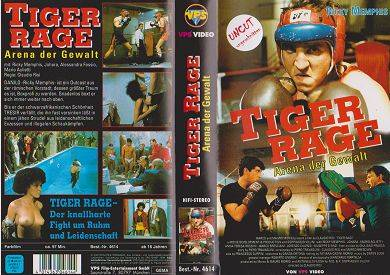 Tiger Rage - Arena der Gewalt